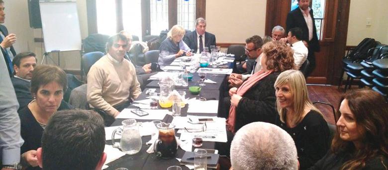 El Colegio de Magistrados de la Provincia se propone para colaborar en la discusión de Fondos del Conurbano Bonaerense