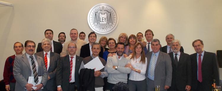 Reunión Provincial en nuestra departamental