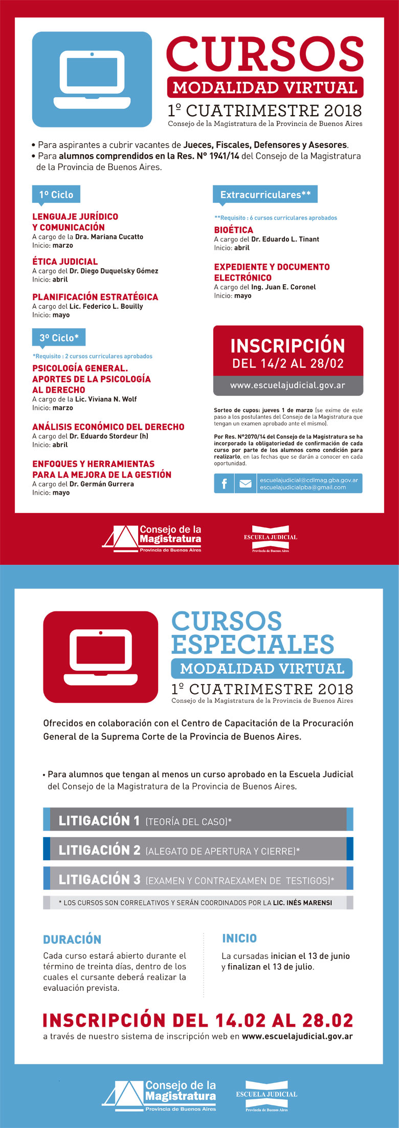 CONSEJO DE LA MAGISTRATURA DE LA PCIA. DE BS. AS.