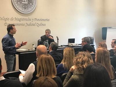 Disertación: DR. MARTÍN SABELLI
