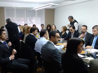Primera reunión de la Mesa de Trabajo sobre la Reforma del Código Procesal Civil y Comercial