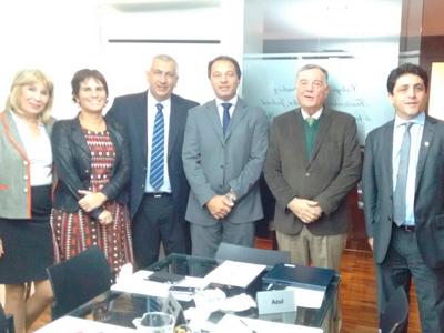 CMFQ - Visitas históricas al Colegio de Magistrados y Funcionarios Provincial