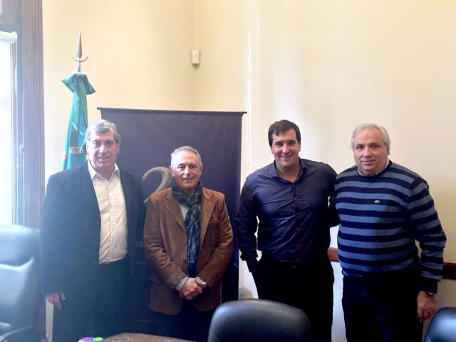 Mesa institucional de trabajo por la justicia en Quilmes