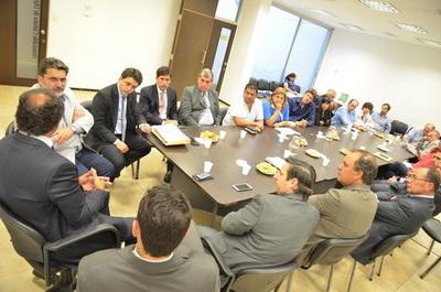 CMFQ – Reunión de la Comisión Provincial junto con los diputados bonaerenses del bloque Cambiemos