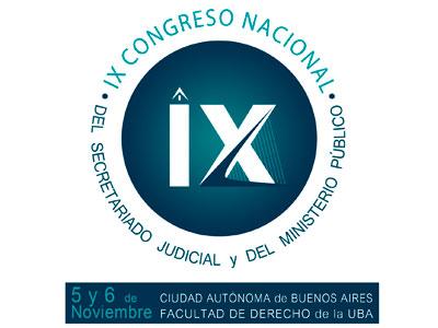 IX Congreso Nacional del Secretariado Judicial y del Ministerio Público