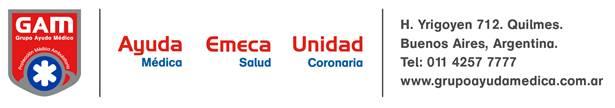 UCMQ // Tel. de EMERGENCIA ZONA SUR