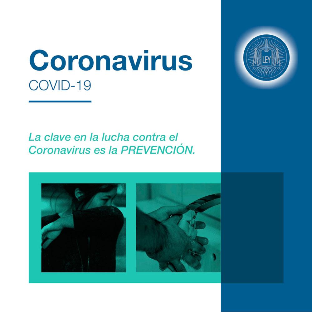 CORONAVIRUS (COVID - 19)