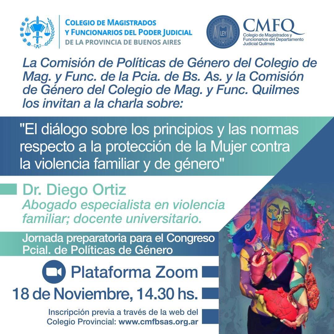 El diálogo sobre los principios y las normas respecto a la protección de la Mujer contra la violencia familiar y de género