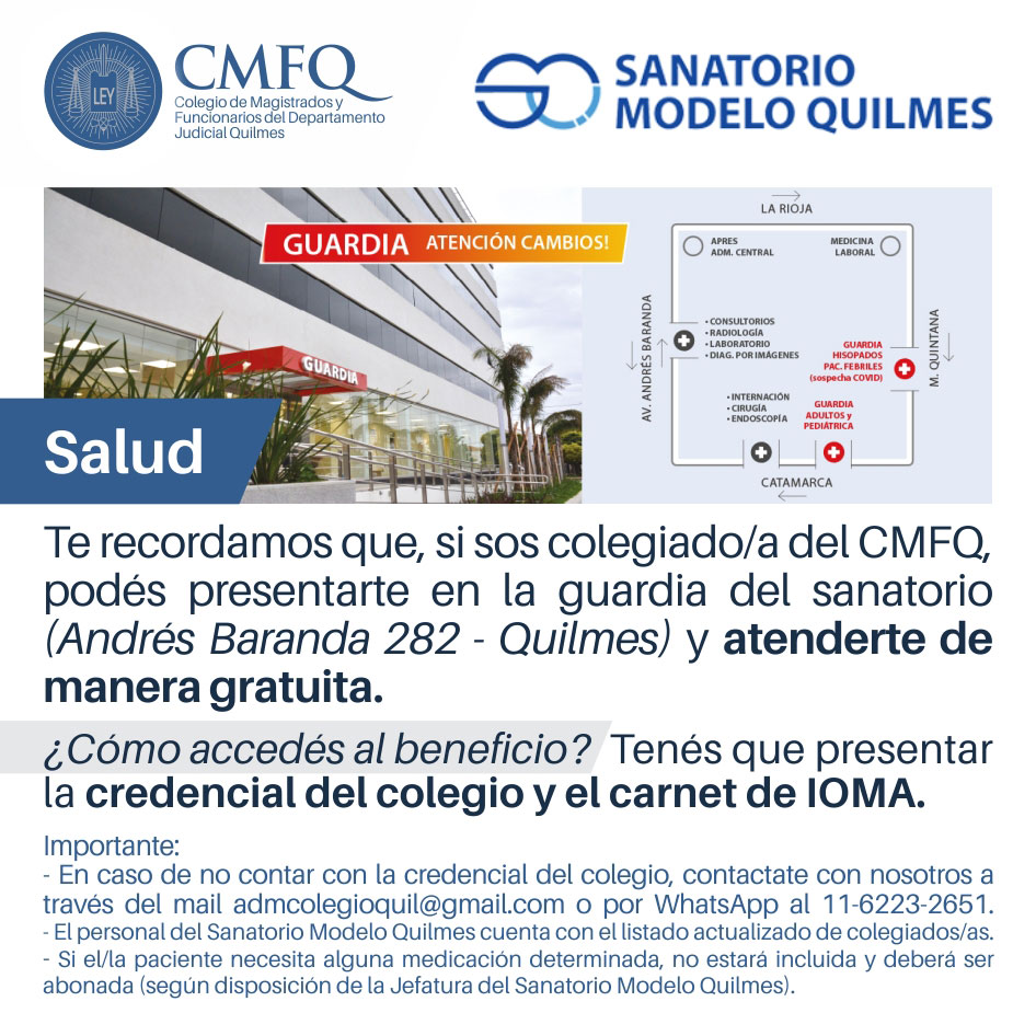 Sanatorio Modelo Quilmes