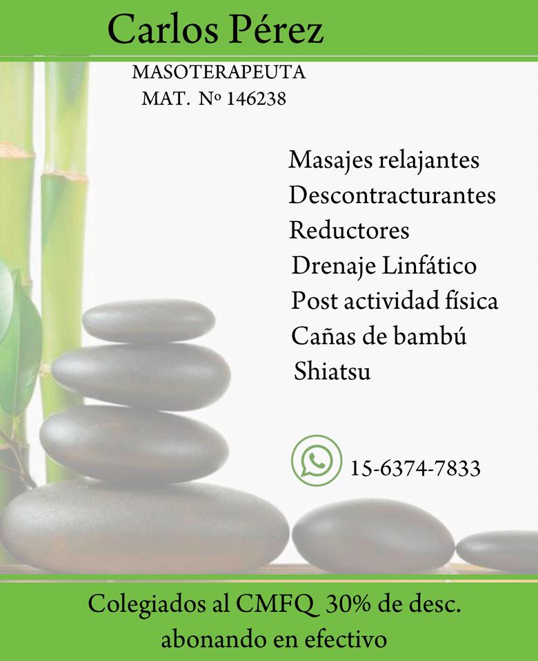 Masoterapeuta