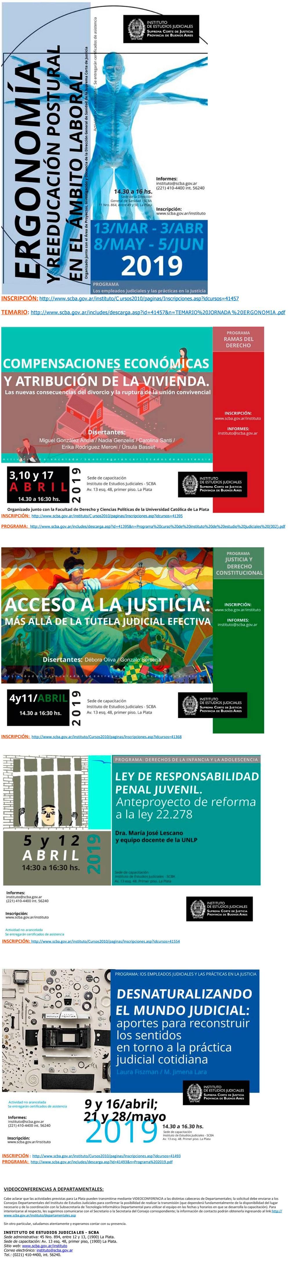 Instituto de Estudios Judiciales de la Suprema Corte de Justicia Pcia. de Bs. As.