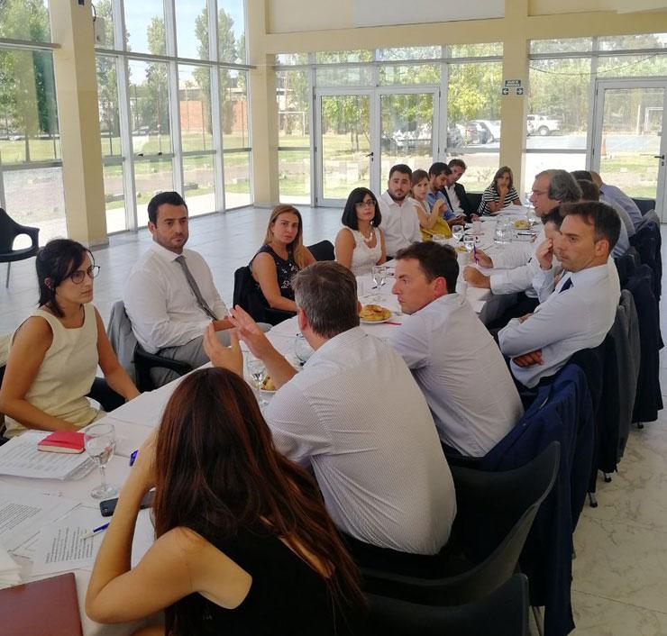 Informe de la Reunión de la Comisión Provincial de Secretarios 16/02/2018