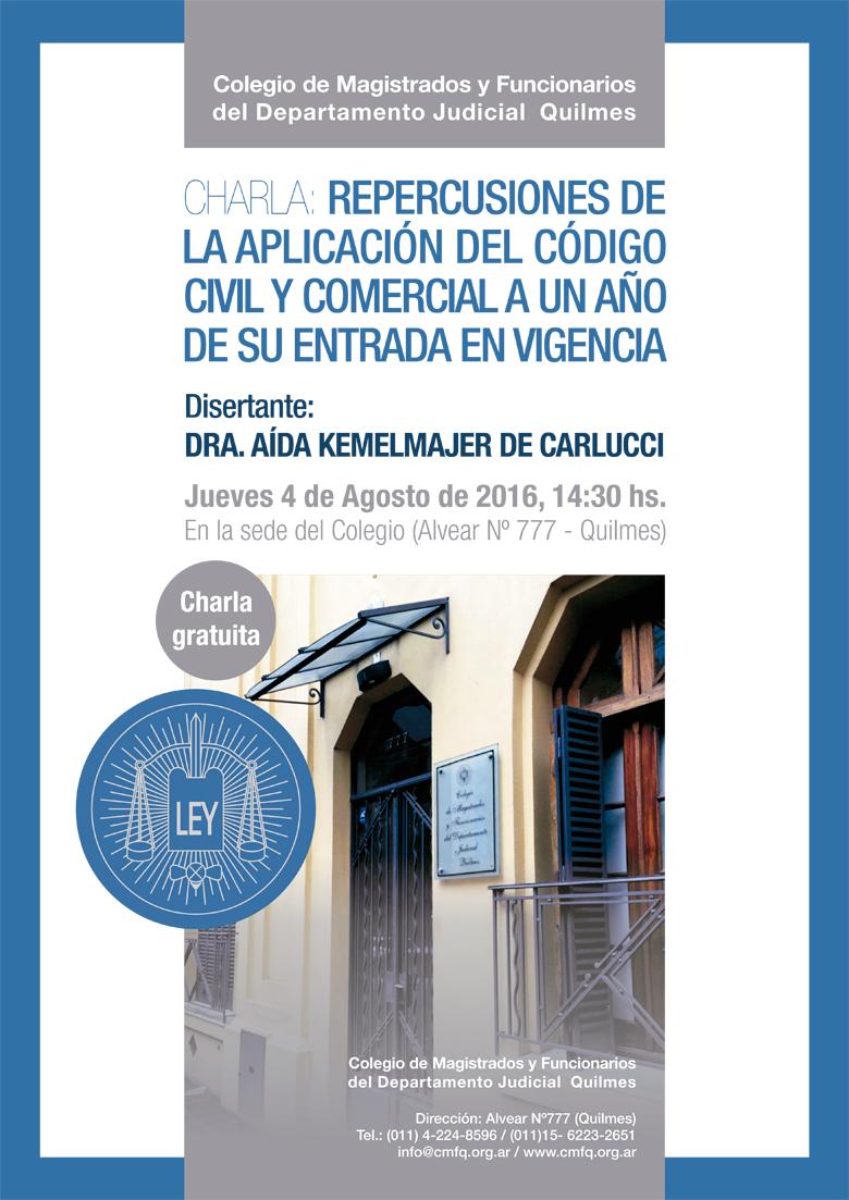 CMFQ - DRA. AÍDA KEMELMAJER DE CARLUCCI