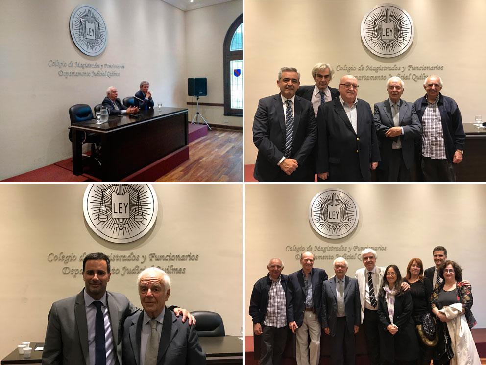 Disertación del Dr. Jorge Hugo Celesia