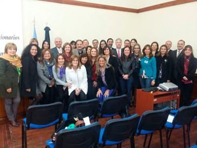 Primera Reunión de la Comisión Nacional de Secretarios de la Federación Argentina de la Magistratura y Función Judicial