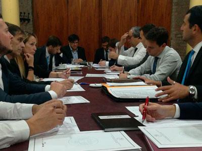Informe de la Reunión Provincial Mensual de la Comisión de Secretarios y Auxiliares Letrados de la Provincia de Buenos Aires 13/04/2018