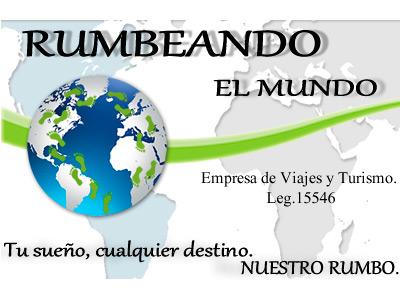 RUMBEANDO EL MUNDO